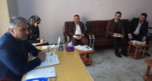 الهيئة المشرفة على الدراسة المسائية تعقد اجتماعها الدوري