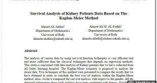 Scientific Research in Xi'an University Journal