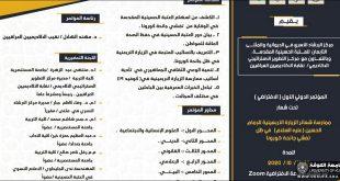 المؤتمر العلمي الدولي الافتراضي للعتبة الحسينية المقدسة